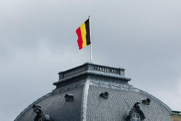 Large DDoS Attack on Belgium Government Websites