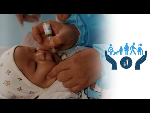 Immunization Agenda (IA) 2030 of WHO