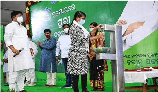 Puri becomes India's first city to provide quality drinking tap water