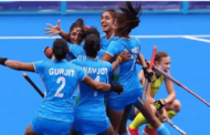 First time Indian women's hockey team qualify for Olympic Games semifinals