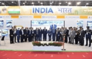 India Pavilion inaugurated at 'ARMY-2021' Forum in Moscow
