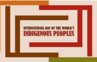 Day 'International Day of the World's Indigenous Peoples: 9th August