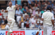 James Anderson became the third highest wicket-taker in Test cricket