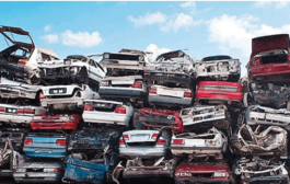 Vehicle scrappage policy launched