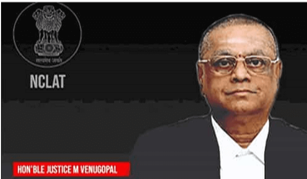 Justice M. Venugopal appointed as Acting Chairperson of NCLAT