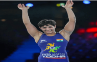 Anshu Malik has become the first Indian woman to win a silver medal in the World Wrestling Championship