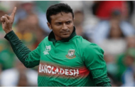 Shakib became the highest wicket-taker in T20 International cricket