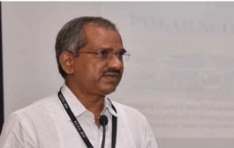 M. Ravichandran appointed Secretary, Earth Sciences ministry